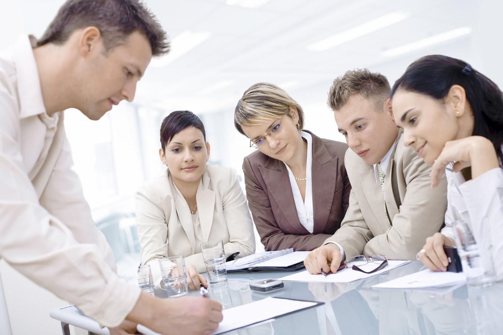 Liderazgo y equipos de trabajo